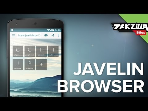 Android Browser to Block Ads, Quickly View Links, and Connect to VPN