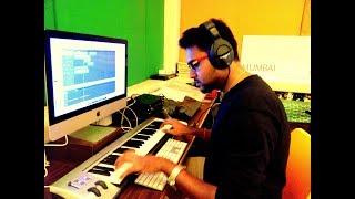 Mere Rashke Qamar Instrumental | Shrikant Sonawane | Nusrat Fateh Ali Khan