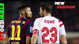 Neymar Jr ▶ Best Fights & Emotions | FC Barcelona & Brazil | 2015 HD
