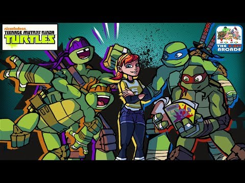 Xxx Mp4 TMNT Shadow Heroes Time To Be Unseen Time To Be A Ninja Nickelodeon Games 3gp Sex