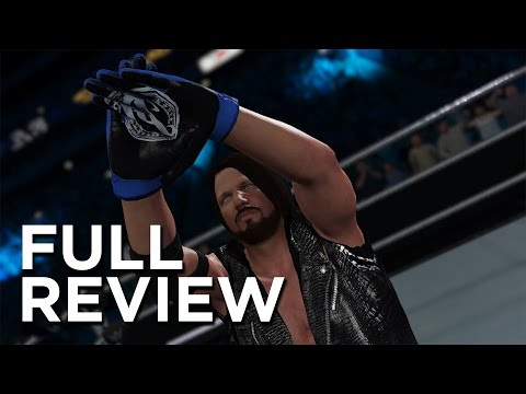 WWE 2K17 Full Review Have 2K Nailed My Career Mode