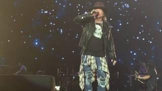 Guns N' Roses 22.06.2017 Hannover KNOCKIN' ON HEAVEN'S DOOR