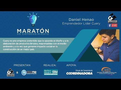 Xxx Mp4 Daniel Henao Cuery Marroquinería Sostenible En La Maratón De Emprendimiento Negocios En Tm ® 3gp Sex