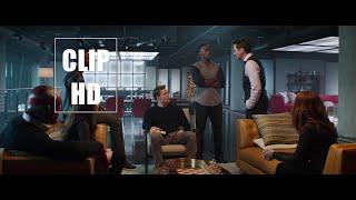 Captain America: Civil War 'Right to Choose' HD Clip SUB ESP