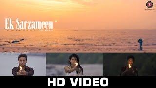 Ek Sarzameen - Official Music Video | Anjana Ankur Singh | Nandini Shrivastava & Vicky Chelani