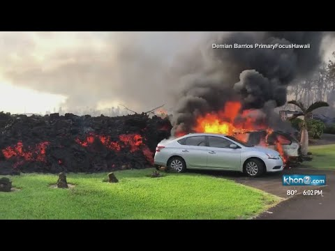 Residents describe devastating return after Kilauea s lava claims dozens of homes