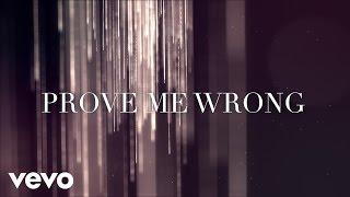 Mandisa - Prove Me Wrong (Lyric Video)