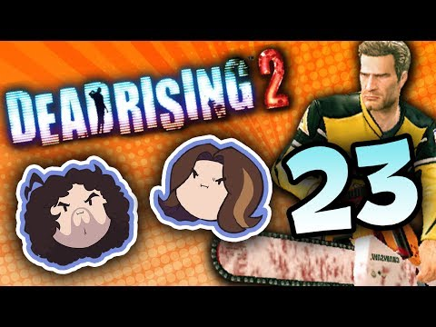 Dead Rising 2: A New Outfit! - PART 23 - Game Grumps