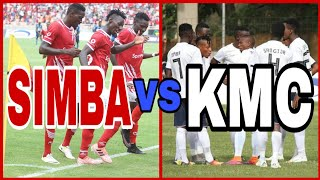 SIMBA SC vs KMC LEO