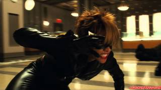 Catwoman (2004) - leather scene HD 1080p
