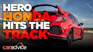 2018 Honda Civic Type R review | CarAdvice