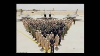 رسـالة الـجيش المصري لأعدائه    ستسحقون ستسحقون