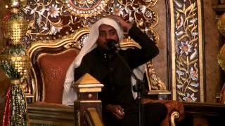الملا حسن الشريمي ( مجلس قراءة وفاة الإمام السجاد ع - لجنة ساقي عطاشى كربلاء ) 28-1-1436 هـ