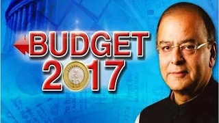 Budget 2017 - 18 || Union Budget || Arun Jaitley