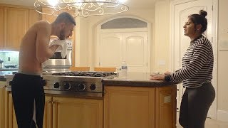CRAZY CHEATING PRANK GONE WRONG! (Attacked by GF)