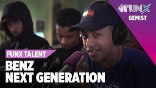 Sevn Alias, Lil Kleine & Boef - Patsergedrag (Benz remix) | FunX Talent Next Generation | Finale