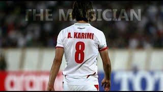 THE VERY BEST OF ALI KARIMI ● THE MAGICIAN ► علی کریمی   HQ  