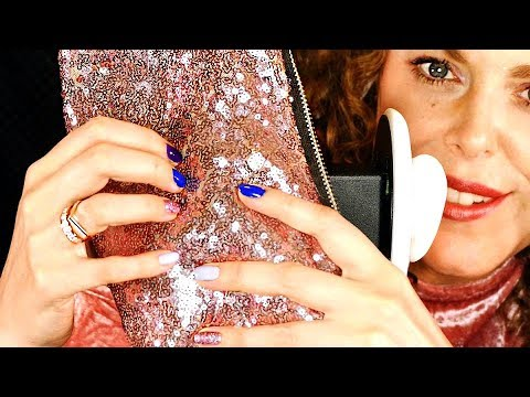 All That Glitter, Sparkles and Shines – ASMR Tingle & Binaural Ear Massage Sounds