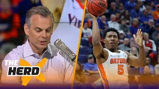 Colin explains why the Florida Gators are his dark horse for the 2018 tournament | THE HERD