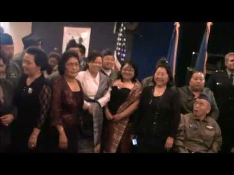 Hmong Pilots Recognition 2012 video   Part 5 of 6