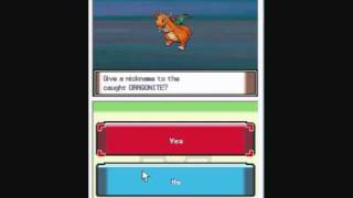 Pokemon Platinum (US) (Pokemon Modifier)--Action Reply!