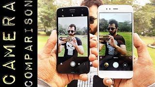 हिन्दी Moto X4 vs Mi A1 Camera Comparison | Moto X4 Camera Review | Xiaomi Mi A1 Camera Review