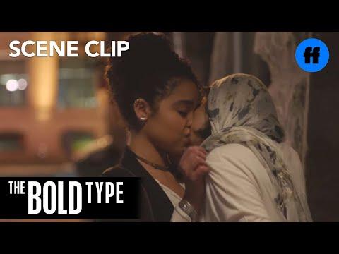 Xxx Mp4 The Bold Type Season 1 Episode 4 Kadena Kiss Freeform 3gp Sex