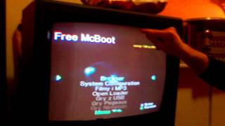 System Android zainstalowany na starym telewizorze kineskopowym