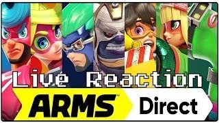 Arms Direct 5/17/2017 Reaction