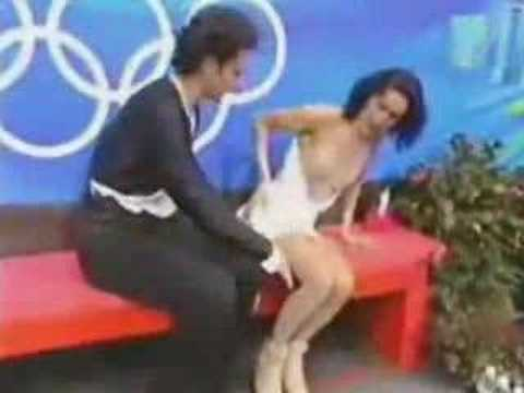 Ouch On Ice 2008 Olympics Preview