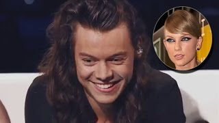 Harry Styles Confirma Que 'Perfect' es Sobre Taylor Swift?!
