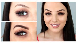 MY BROW ROUTINE - How I Fill Them In!