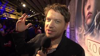 Rogue One: A Star Wars Story: Director Gareth Edwards Mexico Movie Premiere