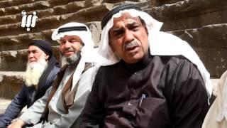 نبأ ترصد آراء الشارع في بصرى الشام حول رضا الناس على حال مدينتهم في قطاع أدارة المؤسسات وأمن المدينة