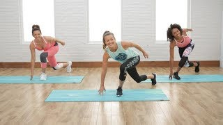 20-Minute Low-Impact Cardio Workout