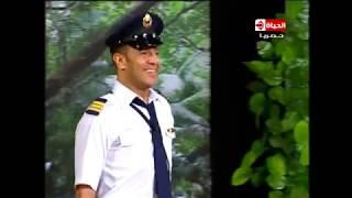 """تياترو مصر - مسرحية """" الطائرة المفكوكة """" بتاريخ 2-5-2014"""