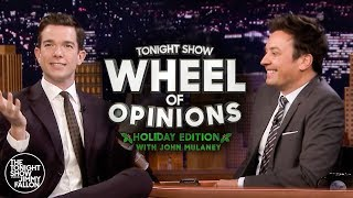 Wheel of Opinions with John Mulaney