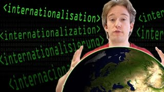 Internationalis(z)ing Code - Computerphile