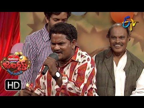 Rajamouli Parody Song Performance   Jabardasth   24th May 2018   ETV Telugu