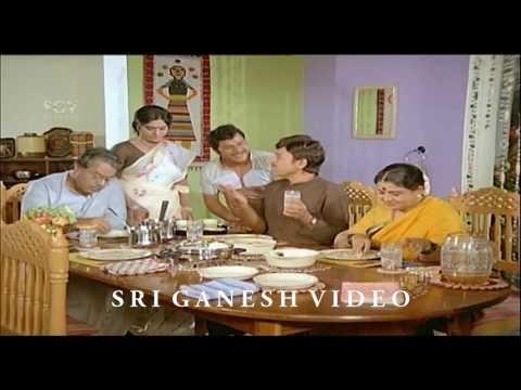 Madhavi Comedy Scenes | Kannada Comedy scenes | Shruthi Seridaga Kannada Movie