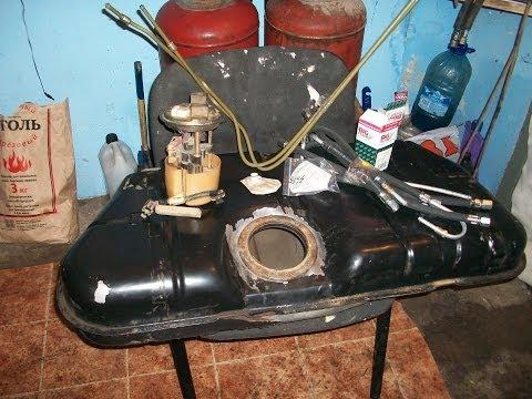 Фото №10 - ВАЗ 2110 инжектор неисправности топливной системы
