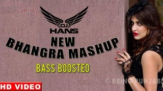 25 minute Bhangra Mashup 2017 - DJ Hans Dhol Mix   Latest Punjabi Songs Nonstop   Bhangra Megamix