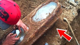 """عثروا على فتاة مدفونة منذ عام 1872!! """"أثناء تجديد منزل في الولايات المتحدة الأمريكية"""""""