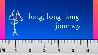 long long long journey