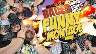 Funny Montage Big Brothers Races