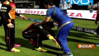 Why Yuvraj Singh Touches Feet of Sachin Tendulkar in IPL 2016 | Cricket Ki Baat