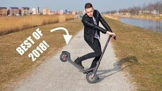 ✔ Xiaomi MIJIA M365 Electric Scooter is the BEST ELECTRIC SCOOTER of 2018! 🔥