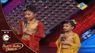 DID Little Masters May 28 '10 - Avneet & Hansika