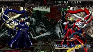 The King of Fighters 2002 Magic Plus II(bootleg) - 4th GC Playthrough(Rugal, Kusanagi&Roulette)