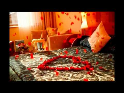 Most Beautiful First Night Bridal Bedroom Decoration Ideas With Flowers